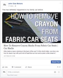 Curating FB Content4